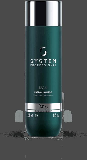 ENERGY SHAMPOO FOR ENERGIZED HAIR (M1e)