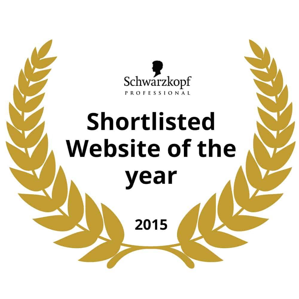 Shortlisted-Website-is-the-year,-Schwarzkopf-Awards-2015