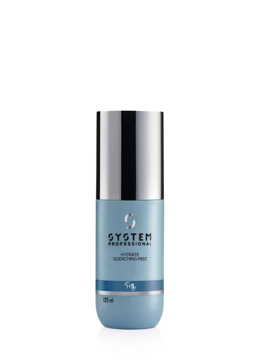 Hydrate Quenching Mist